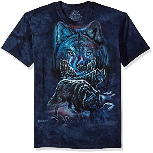 The Mountain Graphic Tshirt 1 Men's Wolf Pack Tee
