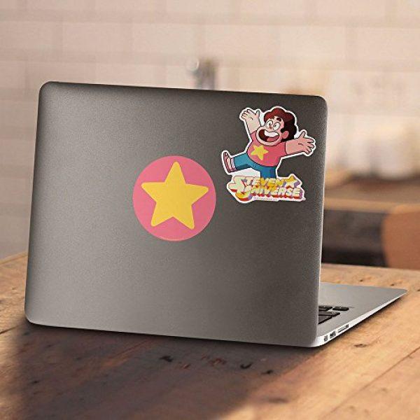 Popfunk Graphic Tshirt 4 Steven Universe Gems Cartoon Network T Shirt & Stickers
