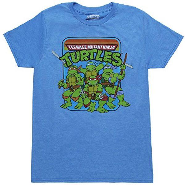Bioworld Graphic Tshirt 1 TMNT Teenage Mutant Ninja Turtles Men's Shirt