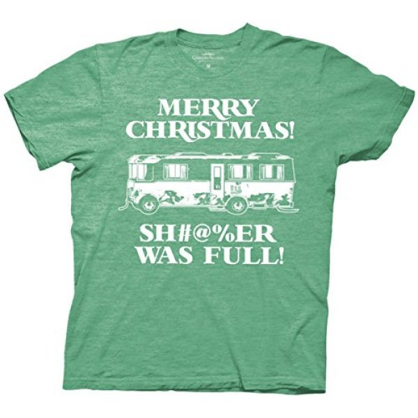 Ripple Junction Graphic Tshirt 1 National Lampoon's Christmas Vacation SH#@%ER was Full Adult T-Shirt