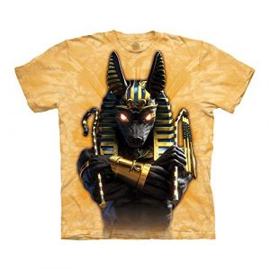 The Mountain Graphic Tshirt 1 Anubis Soldier