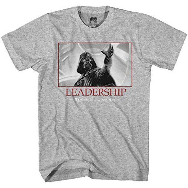 Disney Graphic Tshirt 1 Star Wars Darth Vader Leadership Motivational Poster Mens T-Shirt