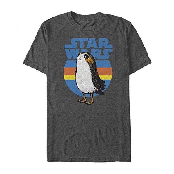 Star Wars Graphic Tshirt 1 Men's Last Jedi PORG Graphic Tees
