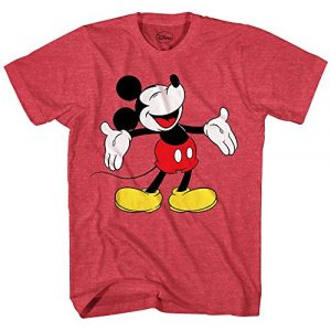 Disney Graphic Tshirt 1 Mickey Mouse Disneyland World Funny Humor Adult Tee Graphic T-Shirt for Men Tshirt Clothing Apparel
