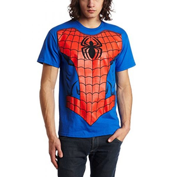 Marvel Graphic Tshirt 1 Men's Spider-Man Costume T-Shirt