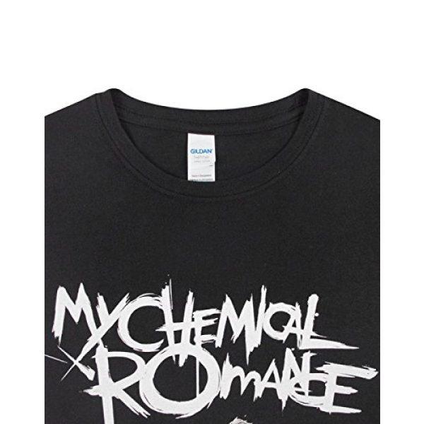 My Chemical Romance Graphic Tshirt 4 The Black Parade Women's T-Shirt