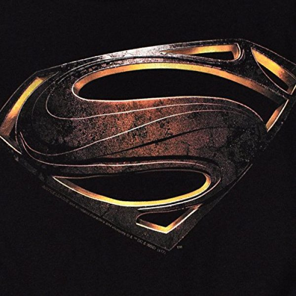 Popfunk Graphic Tshirt 5 Justice League Movie Superman Logo DC Comics T Shirt & Stickers