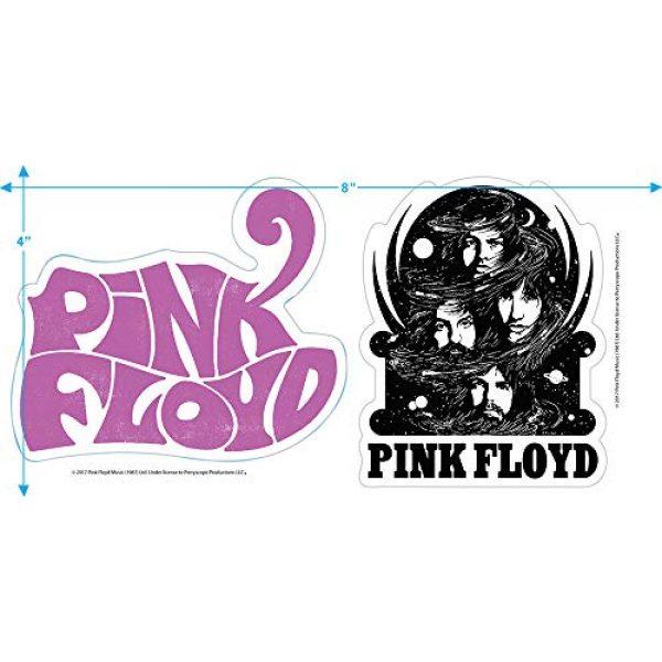 Popfunk Graphic Tshirt 3 Pink Floyd Wish You were Here Rock Album Longsleeve T Shirt & Stickers