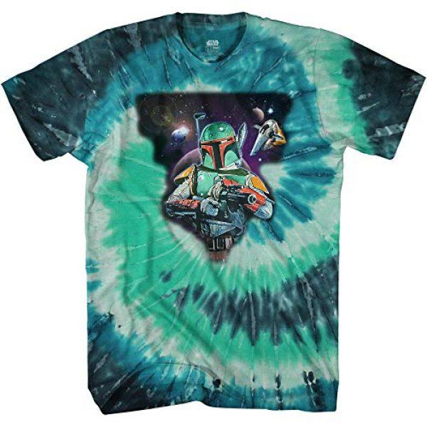 Star Wars Graphic Tshirt 1 Boba Fett Space Adult Tee Graphic T-Shirt for Men Tshirt