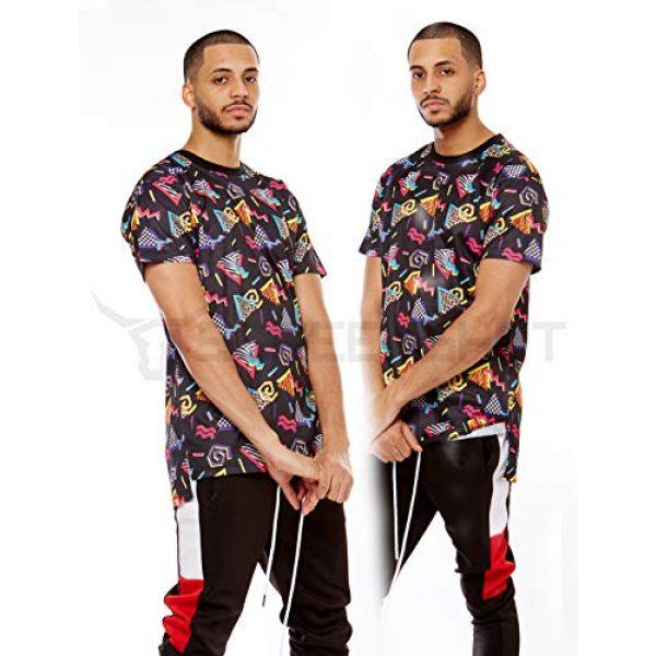 SCREENSHOT Graphic Tshirt 2 Screenshotbrand Mens Hipster Hip-Hop Premiun Tees - Stylish Longline Latest Fashion T-Shirts