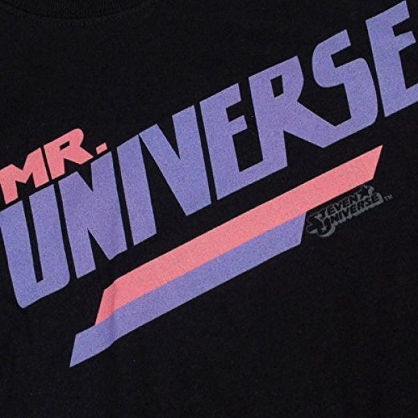 Popfunk Graphic Tshirt 5 Steven Universe Mr. Universe Cartoon Network T Shirt & Stickers