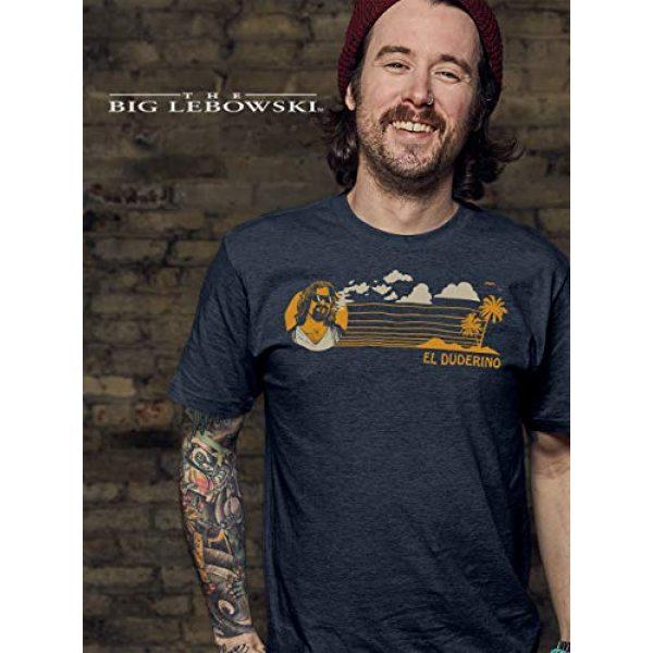 Ripple Junction Graphic Tshirt 2 Big Lebowski El Duderino Coast Adult T-Shirt
