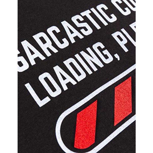 Ann Arbor T-shirt Co. Graphic Tshirt 4 Sarcastic Comment Loading Please Wait Funny Sarcasm Humor for Men Women T-Shirt