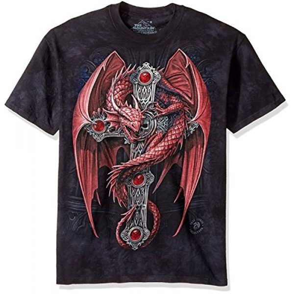 The Mountain Graphic Tshirt 1 Gothic Guard