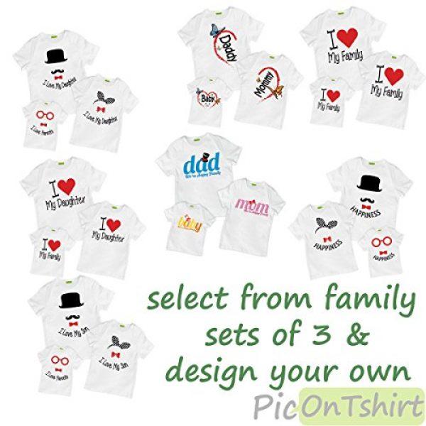picontshirt Graphic Tshirt 4 Love MM Black Couple T-Shirts