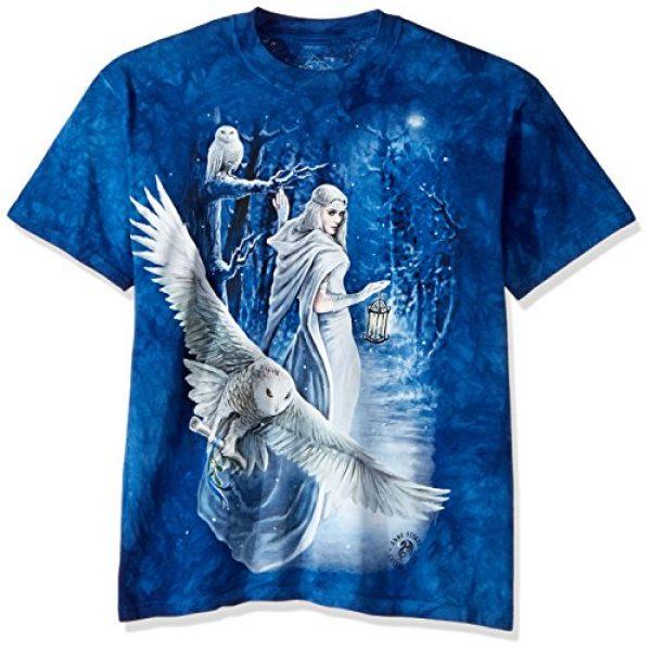 The Mountain Graphic Tshirt 1 Midnight Mess T-Shirt