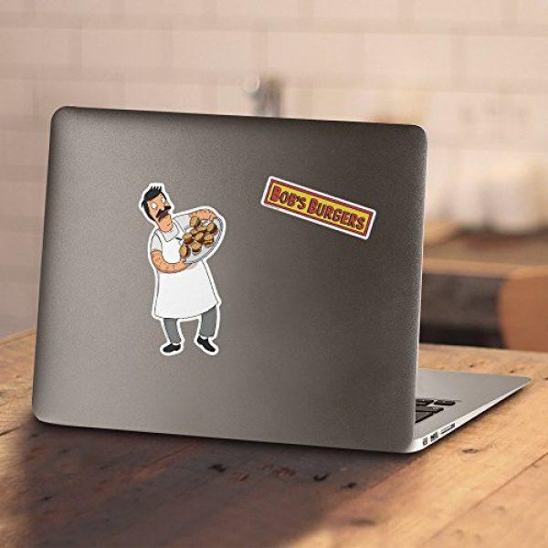 Popfunk Graphic Tshirt 4 Bob's Burgers Bob and Family T Shirt & Stickers