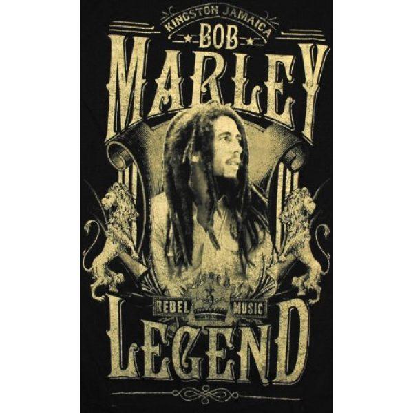 Bob Marley Graphic Tshirt 2 Men's Legend T-Shirt