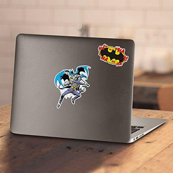 Popfunk Graphic Tshirt 4 Batman Vs.The Joker You Mad Bro T Shirt and Stickers