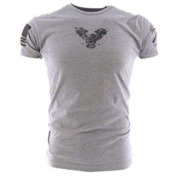 Grunt Style Graphic Tshirt 1 Basic Eagle T-Shirt