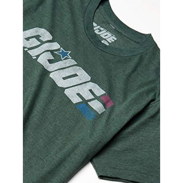 Goodie Two Sleeves Graphic Tshirt 2 Men's GI Joe Retro T-Shirt