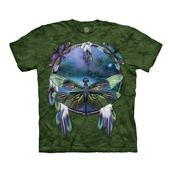 The Mountain Graphic Tshirt 1 Dragonfly Dreamcatcher