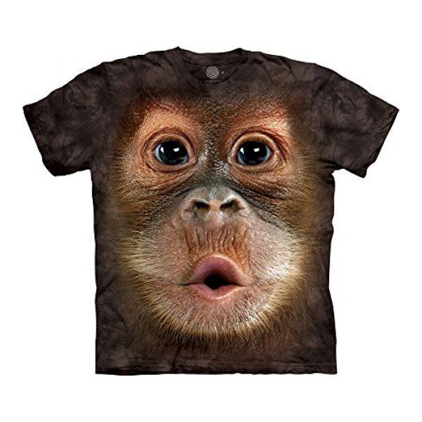 The Mountain Graphic Tshirt 1 Men's Big Face Baby Orangutan