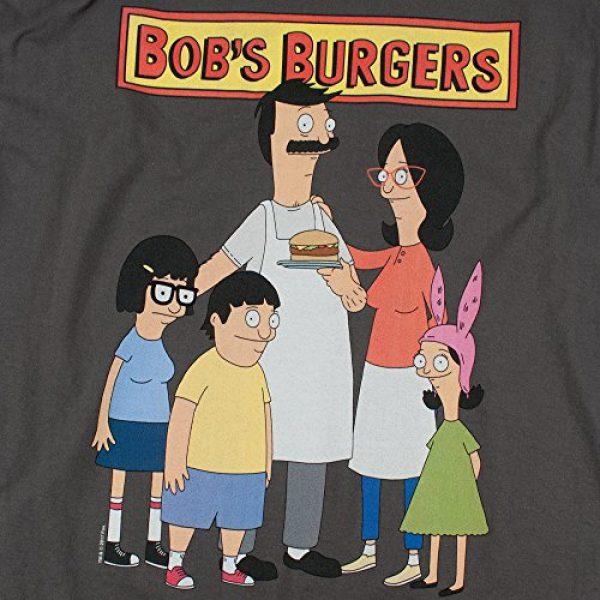 Popfunk Graphic Tshirt 5 Bob's Burgers Bob and Family T Shirt & Stickers