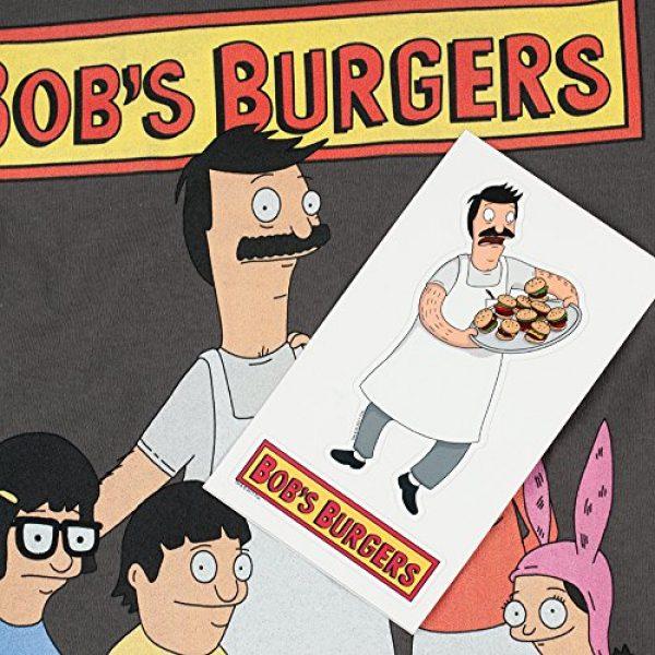 Popfunk Graphic Tshirt 6 Bob's Burgers Bob and Family T Shirt & Stickers