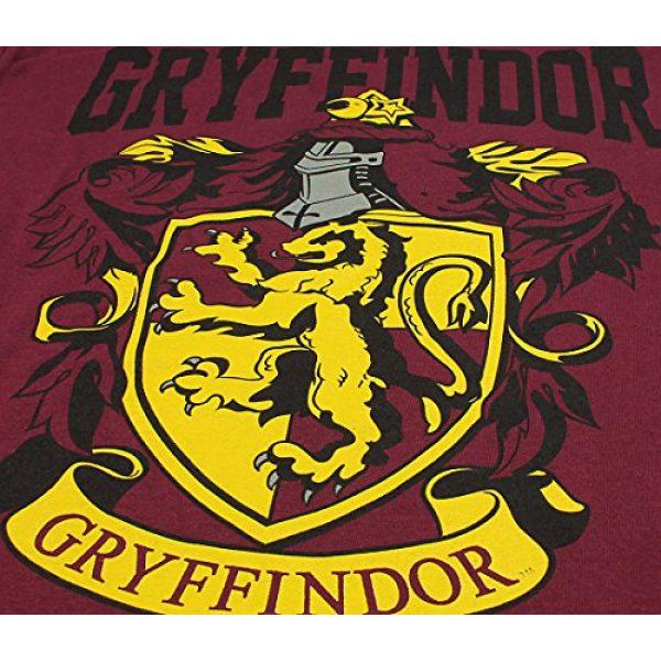 Bioworld Graphic Tshirt 2 Harry Potter Gryffindor House Crest Men's T-Shirt