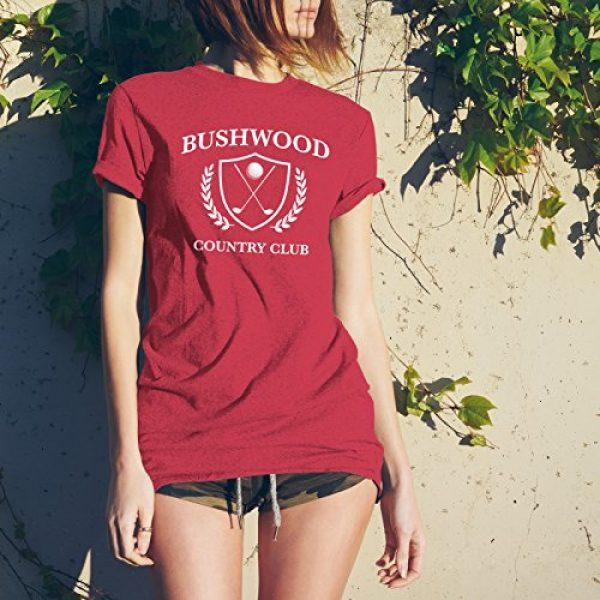 UGP Campus Apparel Graphic Tshirt 5 Bushwood Country Club - Funny Golf Golfing T Shirt