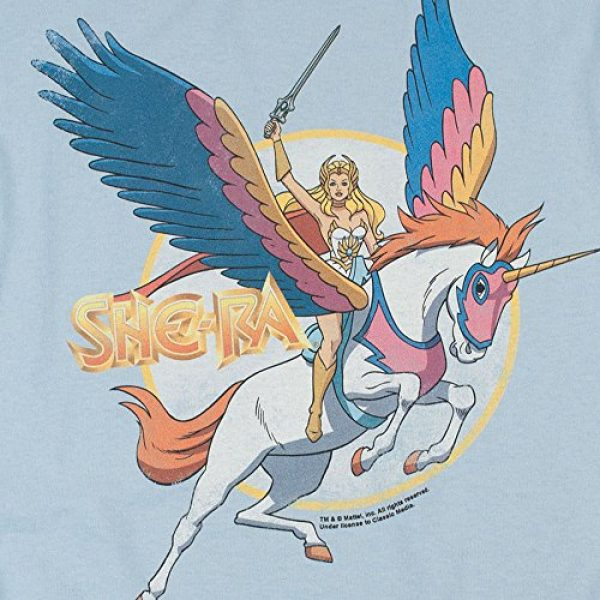 Popfunk Graphic Tshirt 6 She-Ra and Swiftwind Women's T Shirt & Stickers