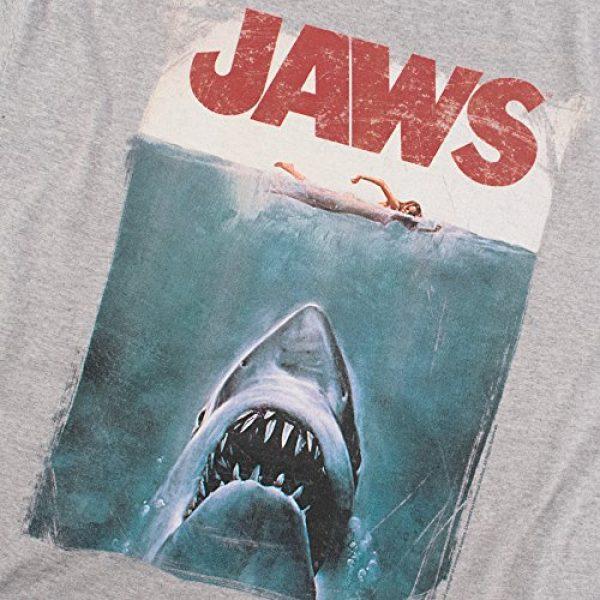 Popfunk Graphic Tshirt 5 Jaws Shark Original Movie Poster T Shirt & Stickers