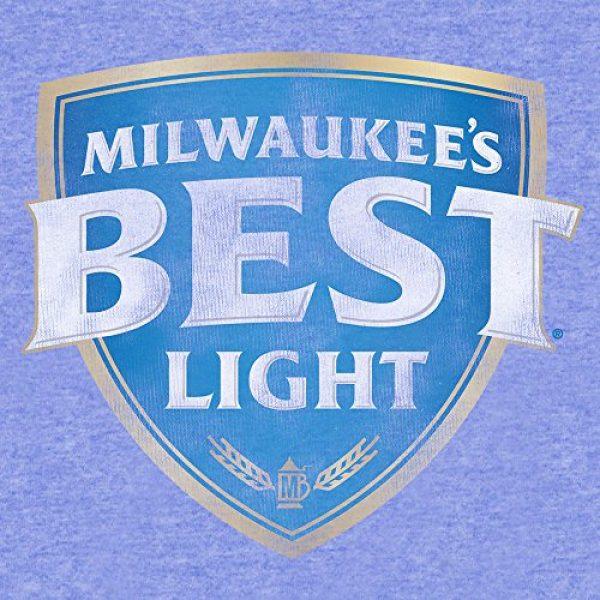 Tee Luv Graphic Tshirt 2 Milwaukee's Best Light T-Shirt - Millwaukees Best Beer T-Shirt