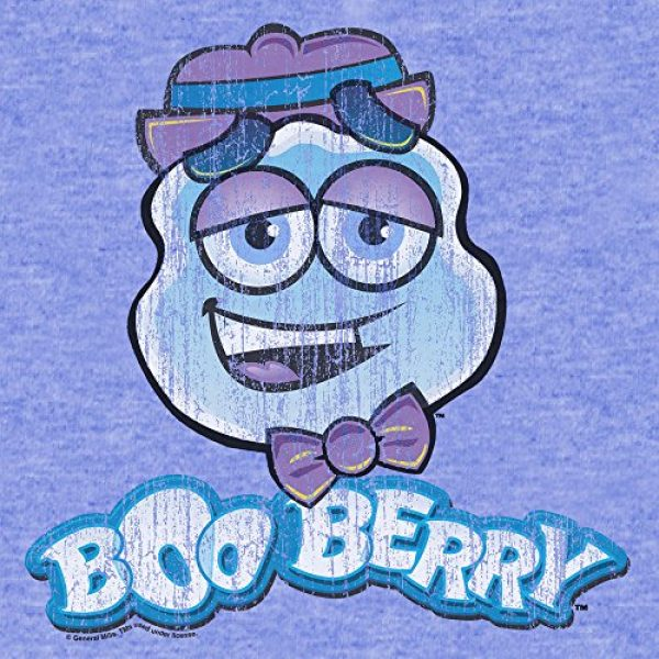 Tee Luv Graphic Tshirt 2 Boo Berry Shirt - Boo Berry Monster Cereal Logo T-Shirt