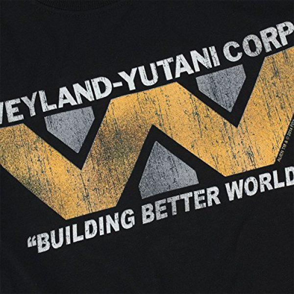 Popfunk Graphic Tshirt 5 Alien Movie Weyland-Yutani The Company T Shirt & Stickers