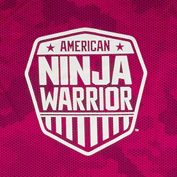 NBC Graphic Tshirt 2 American Ninja Warrior Kids Camo Short Sleeve Performance T-Shirt