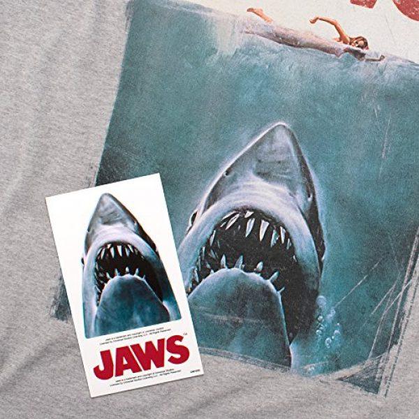 Popfunk Graphic Tshirt 6 Jaws Shark Original Movie Poster T Shirt & Stickers