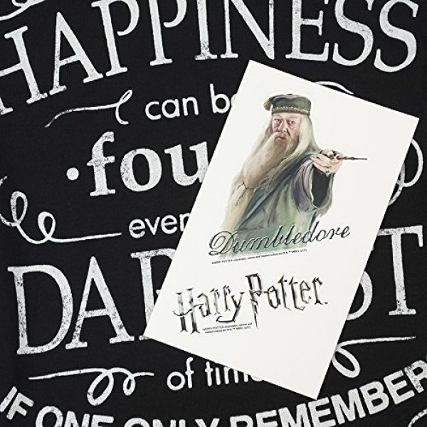 Popfunk Graphic Tshirt 6 Harry Potter Dumbledore Happiness Quote T Shirt & Stickers