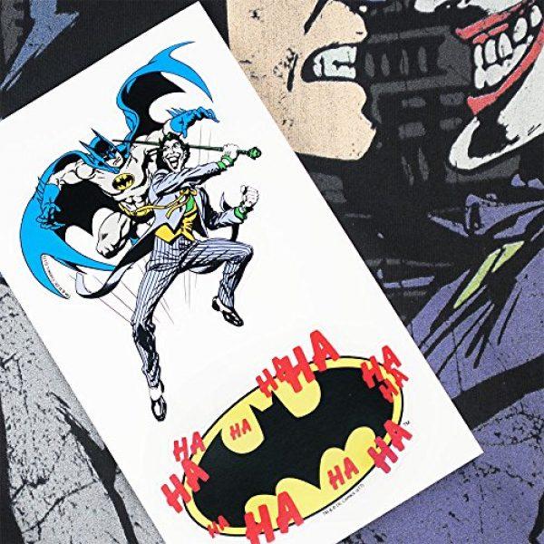 Popfunk Graphic Tshirt 6 Batman Vs.The Joker You Mad Bro T Shirt and Stickers