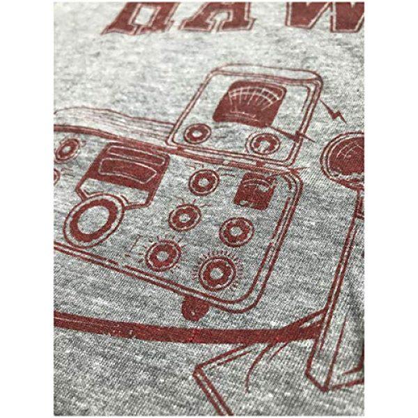 Ann Arbor T-shirt Co. Graphic Tshirt 4 Hawkins Middle School A.V. Club   Vintage Style 80s Costume AV Hawkin T-Shirt
