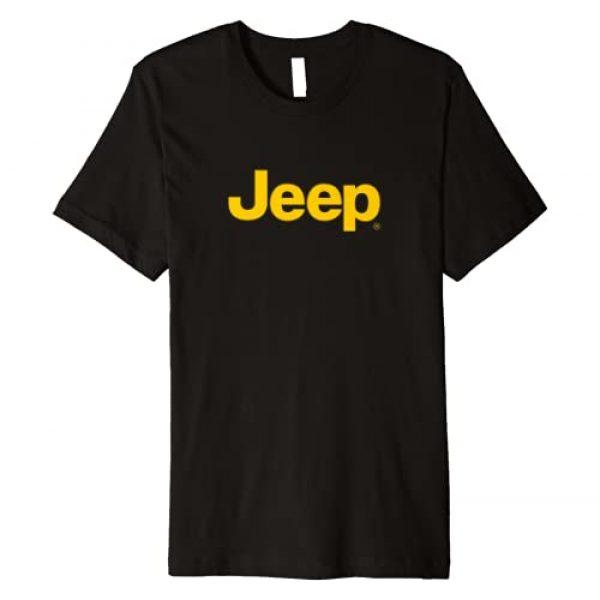 Jeep Graphic Tshirt 1 Iconic Logo Premium T-Shirt