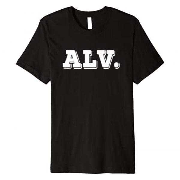 lalo's t-shirt Graphic Tshirt 1 ALV T-SHIRT