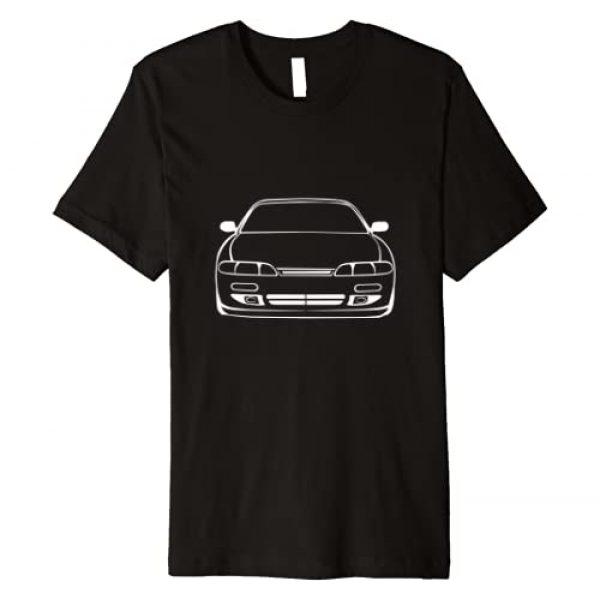 Kyle Henshaw Designs Graphic Tshirt 1 240sx S14 T-Shirt