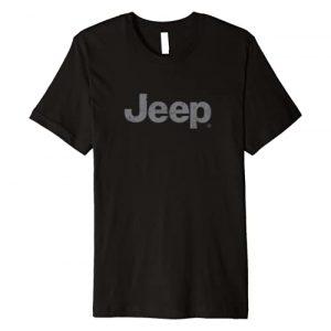 Jeep Graphic Tshirt 1 Iconic Distressed Logo Premium T-Shirt