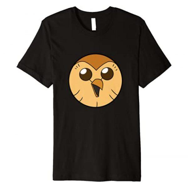 Disney Graphic Tshirt 1 Channel The Owl House Hooty Premium T-Shirt