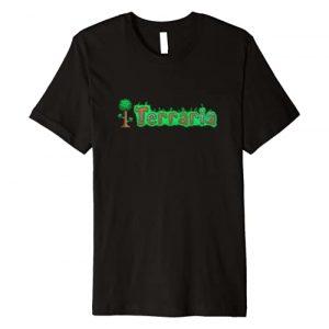 Terraria Graphic Tshirt 1 T-Shirt: Terraria Logo