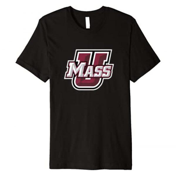 Venley Graphic Tshirt 1 UMASS Minutemen Women's College NCAA T-Shirt RYLMAS06