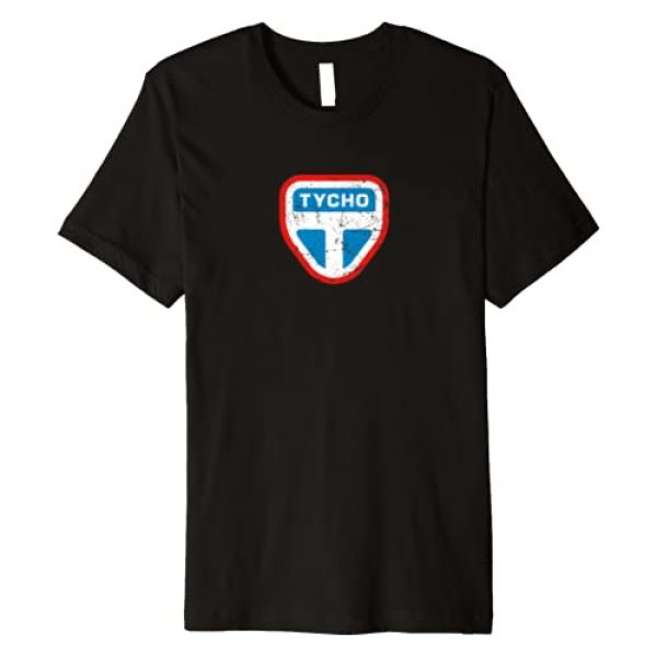 The Expanse Graphic Tshirt 1 Tycho Station Logo Premium T-Shirt