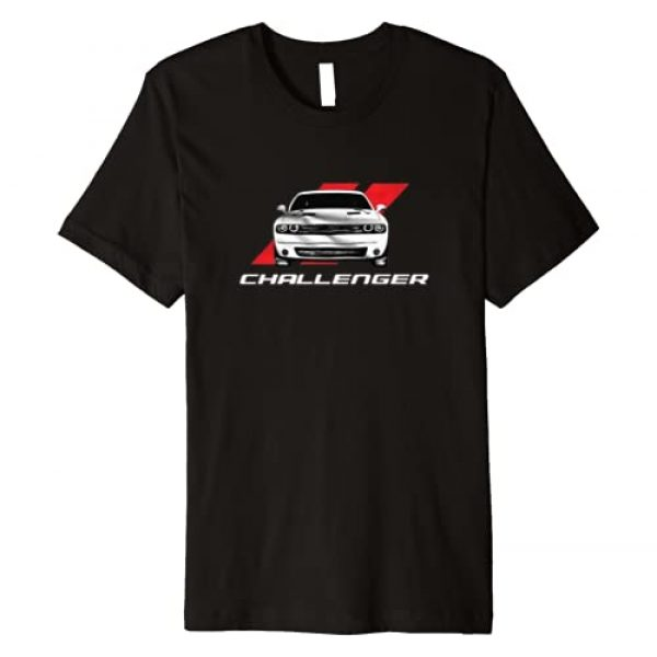 All41Wear Graphic Tshirt 1 Challenger Premium T-Shirt